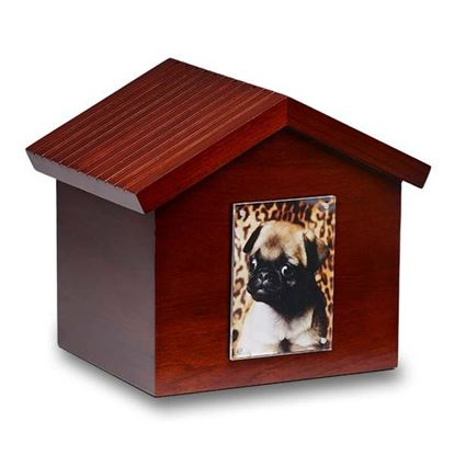 Picture of Dog House Urn